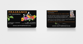 Fragrance - Business Cards